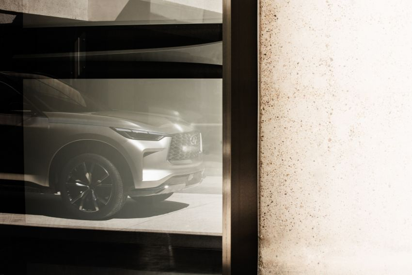Infiniti QX60 Monograph previews next-gen model Image #1184547