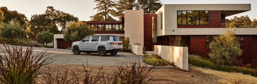 Jeep Grand Wagoneer Concept previews new premium SUV lineup – plug-in hybrid power, production in 2021 Image #1172434