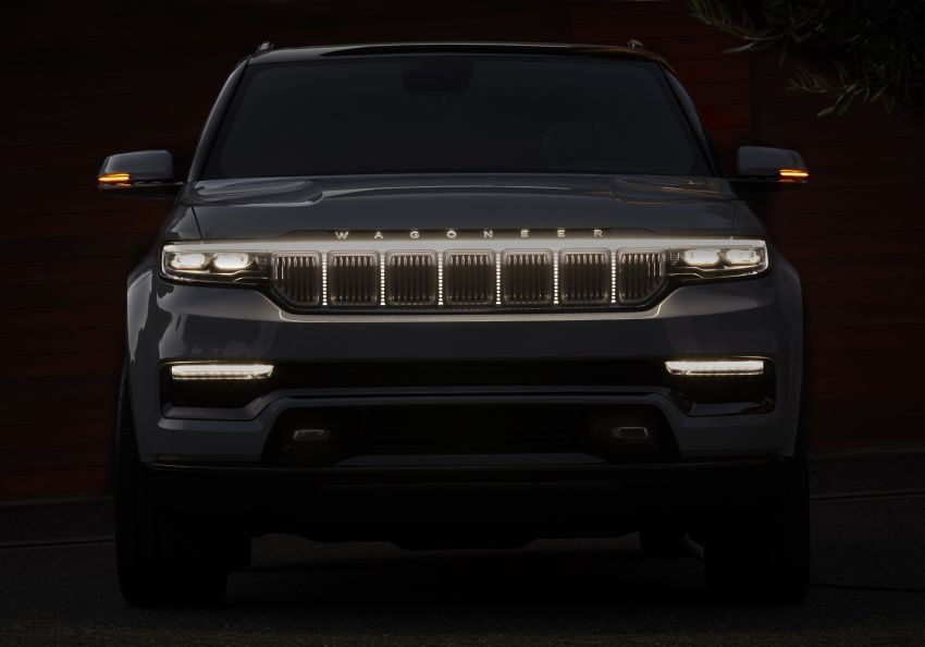 Jeep Grand Wagoneer Concept previews new premium SUV lineup – plug-in hybrid power, production in 2021 Image #1172443