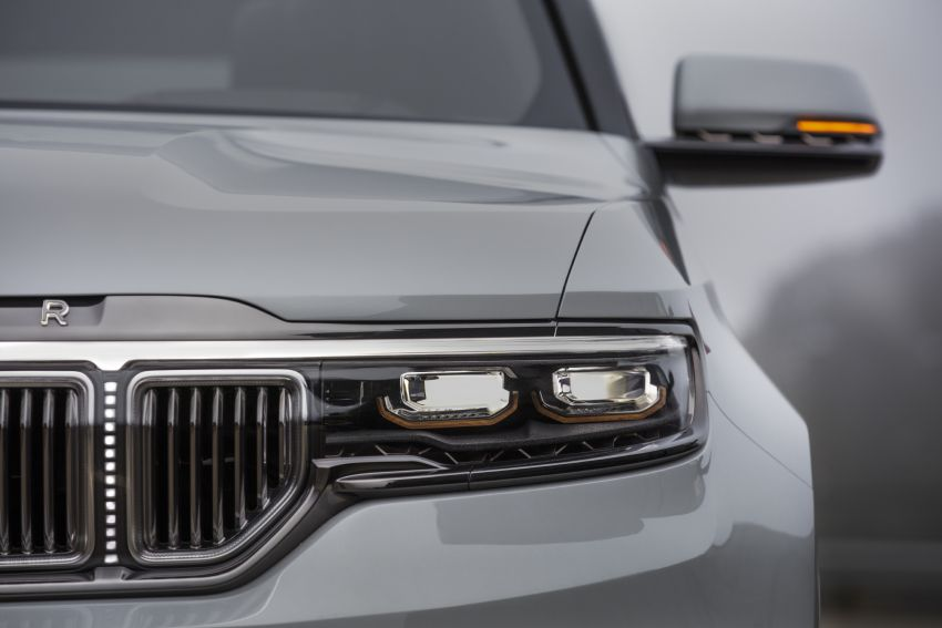 Jeep Grand Wagoneer Concept previews new premium SUV lineup – plug-in hybrid power, production in 2021 Image #1172446