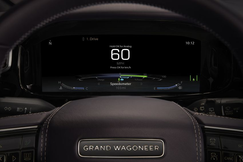 Jeep Grand Wagoneer Concept previews new premium SUV lineup – plug-in hybrid power, production in 2021 Image #1172463