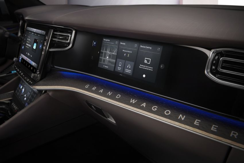 Jeep Grand Wagoneer Concept previews new premium SUV lineup – plug-in hybrid power, production in 2021 Image #1172470
