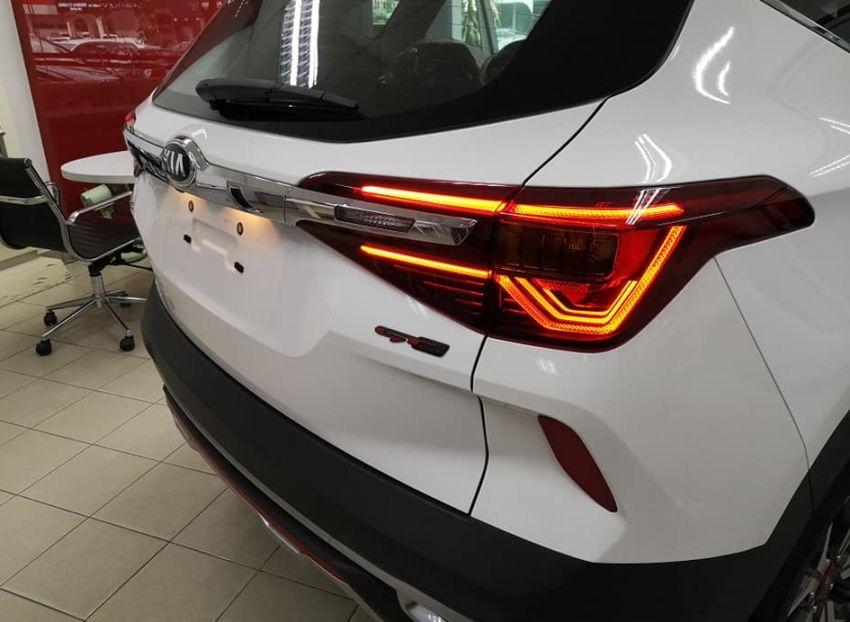 Kia Seltos – GT-Line variant arrives in KL showroom Image #1171148