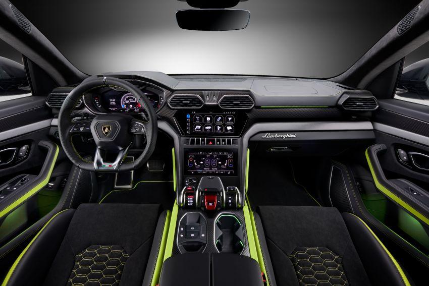 2021 Lamborghini Urus Graphite Capsule revealed Image #1185321
