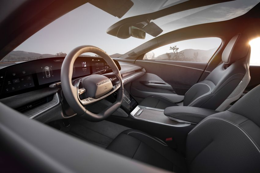 Lucid Air – production electric sedan debuts with up to 1,080 hp, 0-60 mph in 2.5 secs, 832 km of range Image #1174520