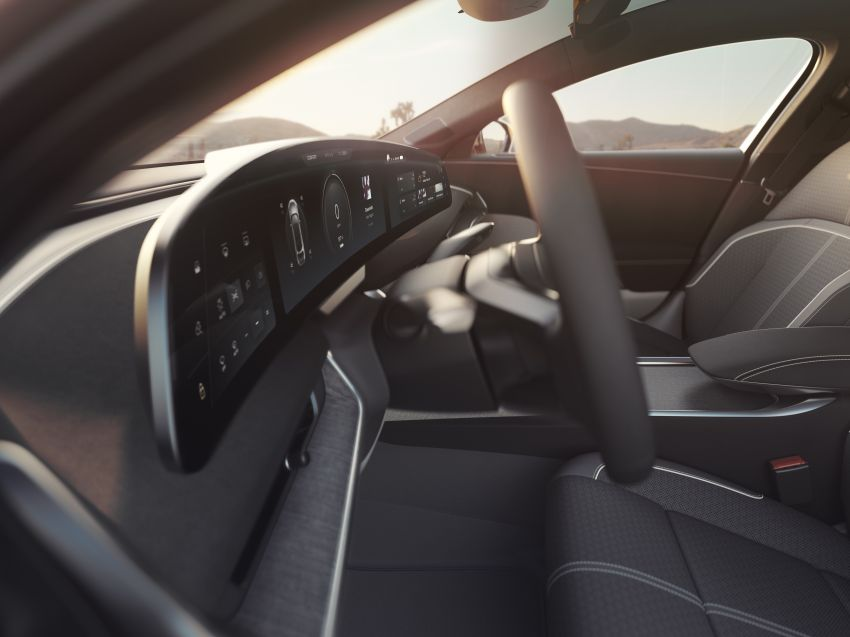 Lucid Air – production electric sedan debuts with up to 1,080 hp, 0-60 mph in 2.5 secs, 832 km of range Image #1174522