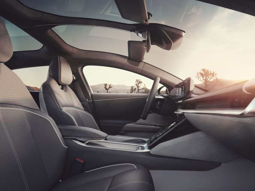 Lucid Air – production electric sedan debuts with up to 1,080 hp, 0-60 mph in 2.5 secs, 832 km of range Image #1174509