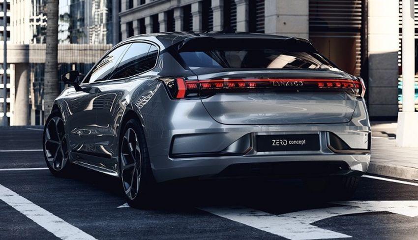 Lynk & Co Zero Concept previews new coupe-SUV EV Image #1182149