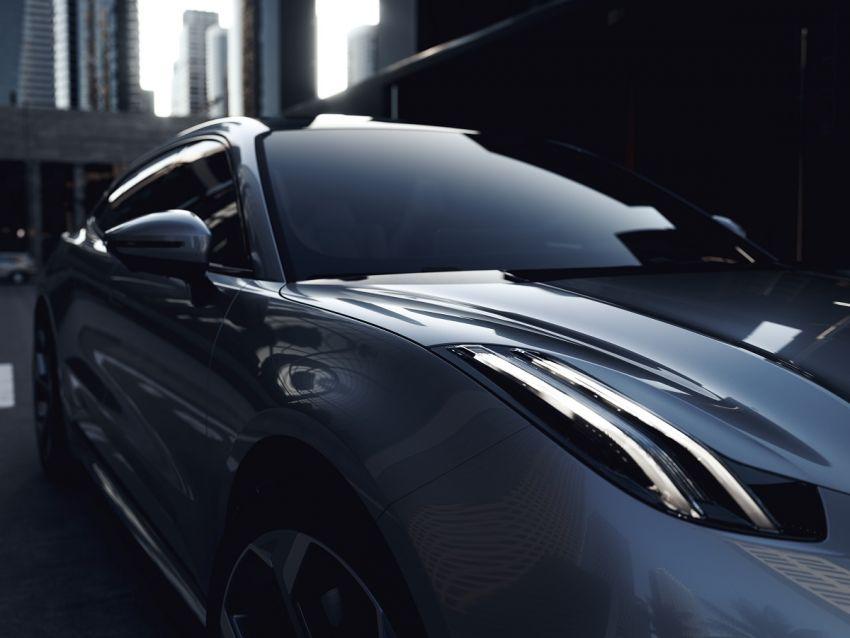 Lynk & Co Zero Concept previews new coupe-SUV EV Image #1182150
