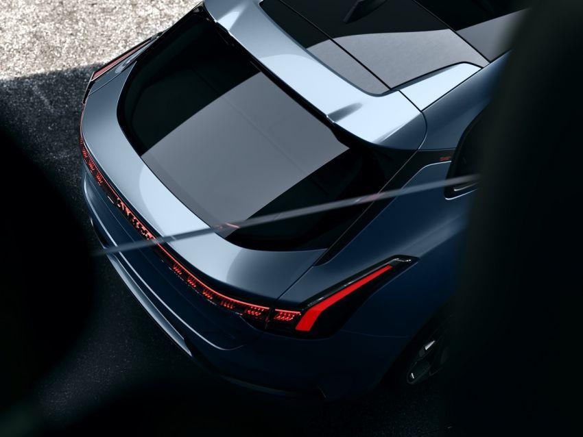 Lynk & Co Zero Concept previews new coupe-SUV EV Image #1182165