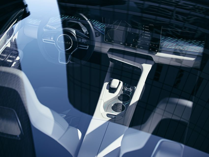 Lynk & Co Zero Concept previews new coupe-SUV EV Image #1182168