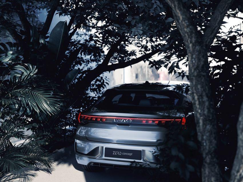 Lynk & Co Zero Concept previews new coupe-SUV EV Image #1182176