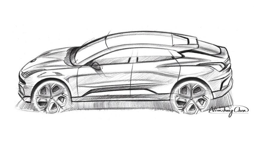Lynk & Co Zero Concept previews new coupe-SUV EV Image #1182161