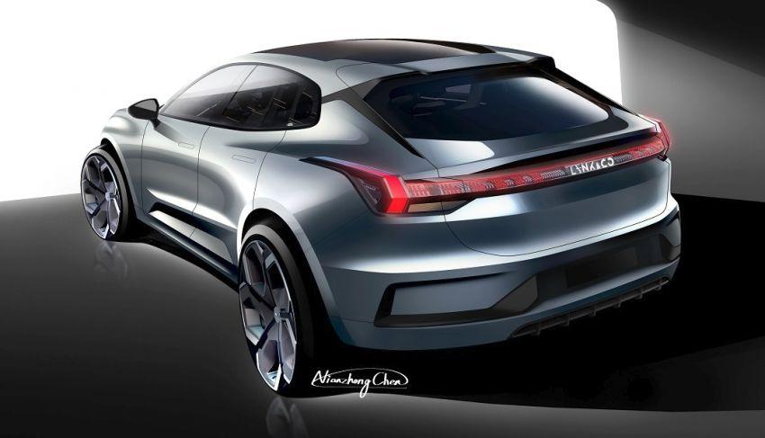 Lynk & Co Zero Concept previews new coupe-SUV EV Image #1182156