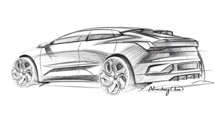 Lynk & Co Zero Concept previews new coupe-SUV EV Image #1182160