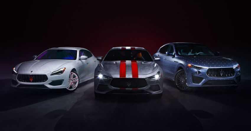 Maserati launches Fuoriserie programme with special versions of the Ghibli, Levante and Quattroporte Image #1175820