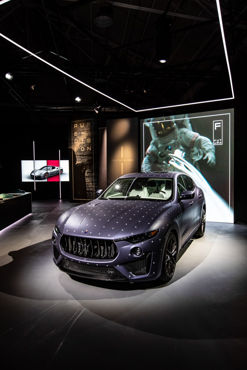 Maserati launches Fuoriserie programme with special versions of the Ghibli, Levante and Quattroporte Image #1175831