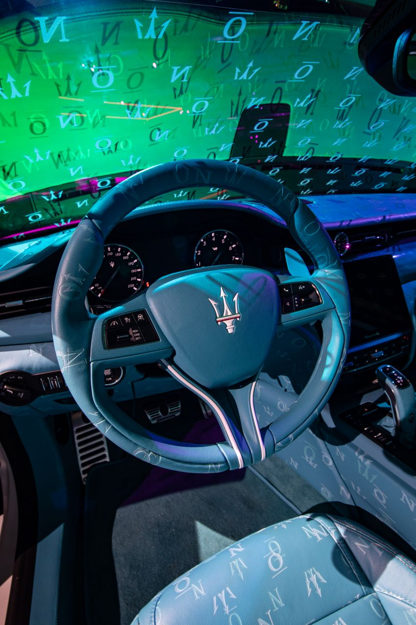Maserati launches Fuoriserie programme with special versions of the Ghibli, Levante and Quattroporte Image #1175835