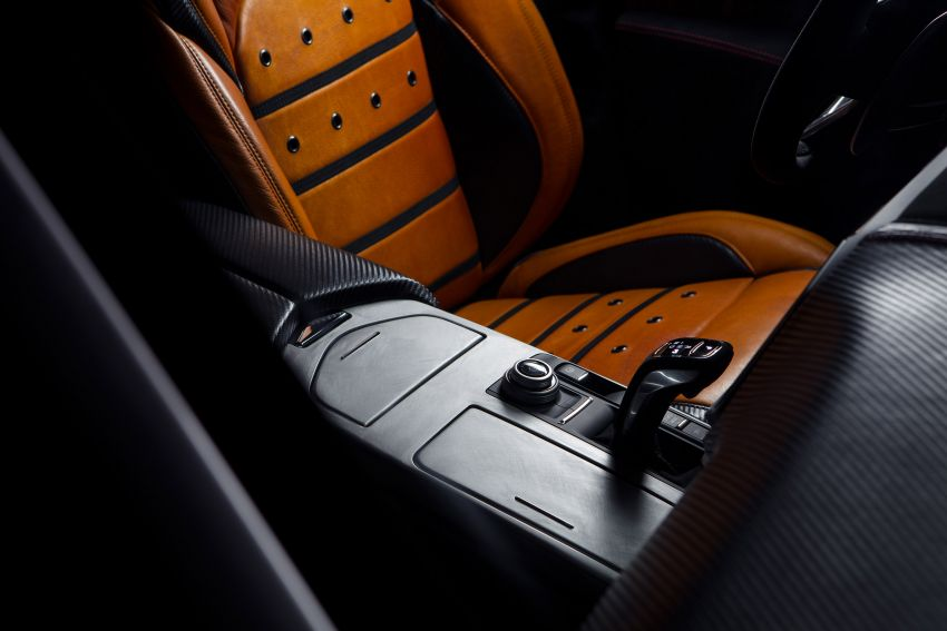 Maserati launches Fuoriserie programme with special versions of the Ghibli, Levante and Quattroporte Image #1175878