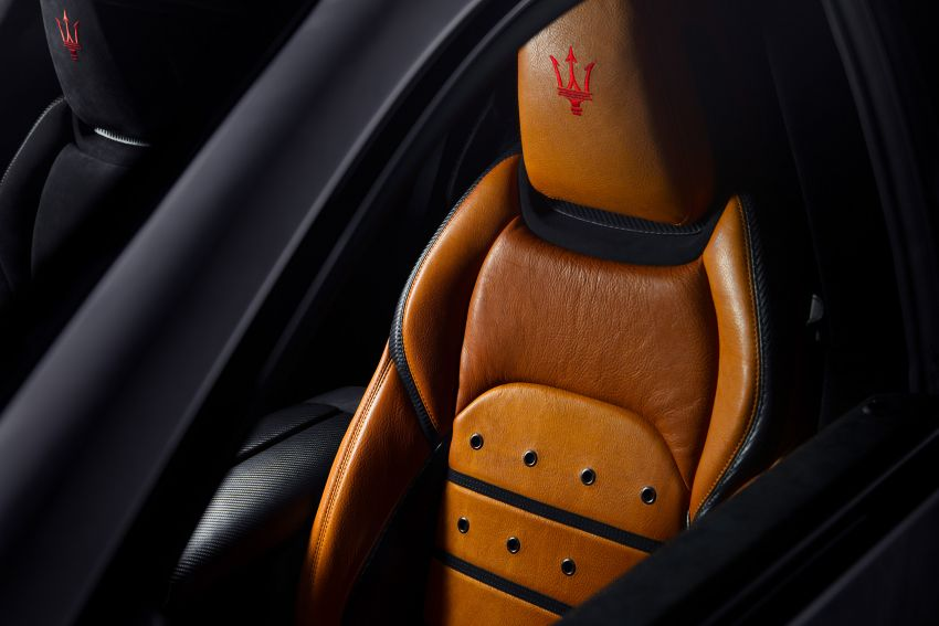 Maserati launches Fuoriserie programme with special versions of the Ghibli, Levante and Quattroporte Image #1175882