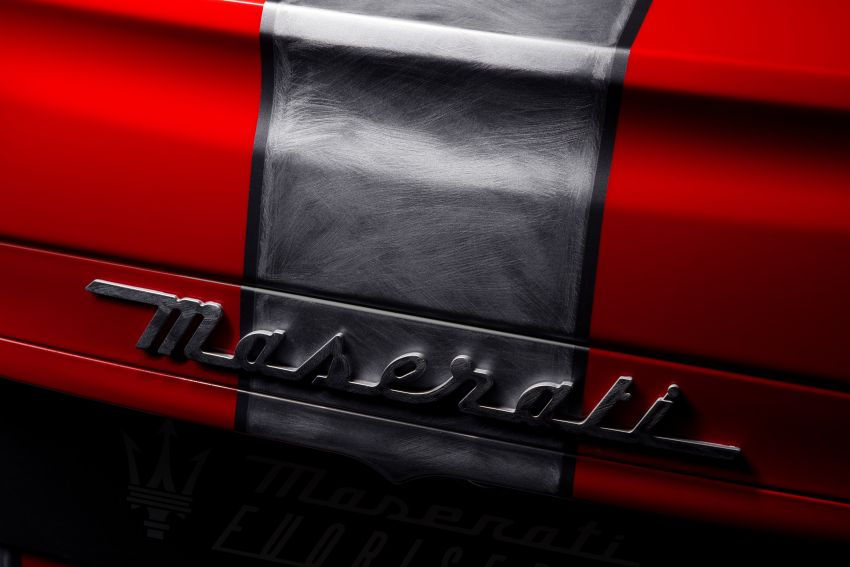Maserati launches Fuoriserie programme with special versions of the Ghibli, Levante and Quattroporte Image #1175884