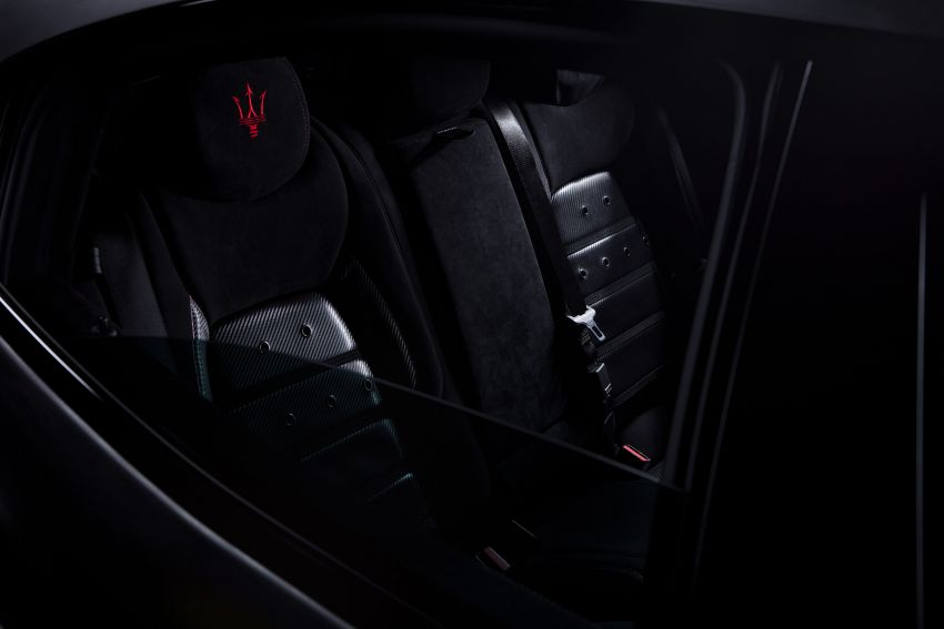 Maserati launches Fuoriserie programme with special versions of the Ghibli, Levante and Quattroporte Image #1175885