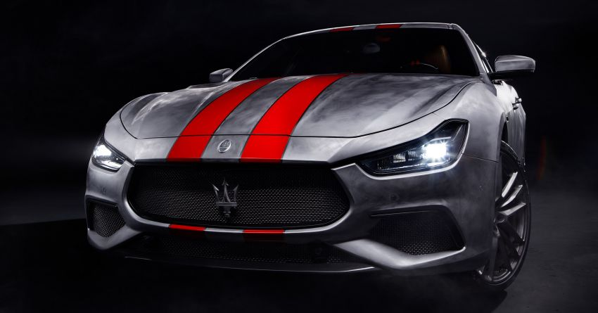 Maserati launches Fuoriserie programme with special versions of the Ghibli, Levante and Quattroporte Image #1175862
