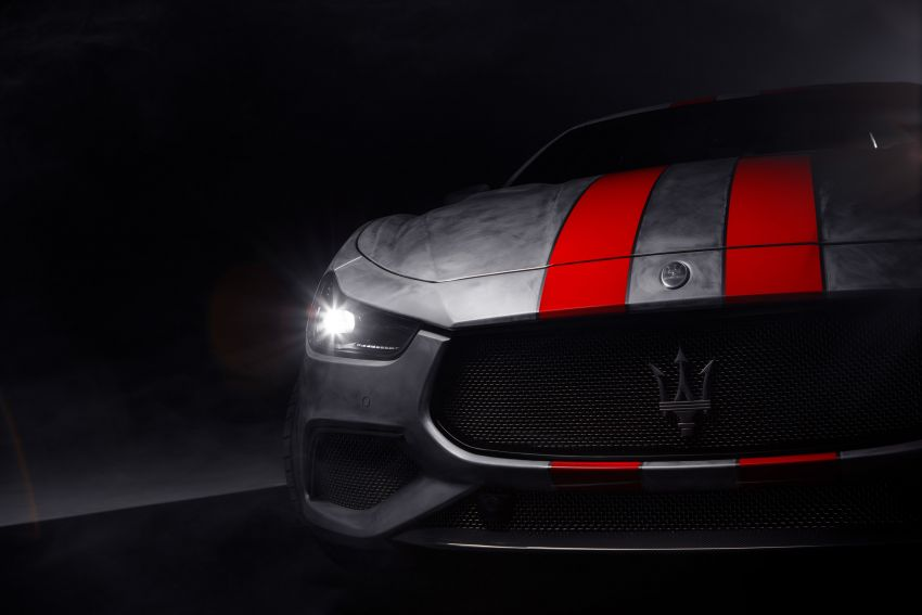 Maserati launches Fuoriserie programme with special versions of the Ghibli, Levante and Quattroporte Image #1175868