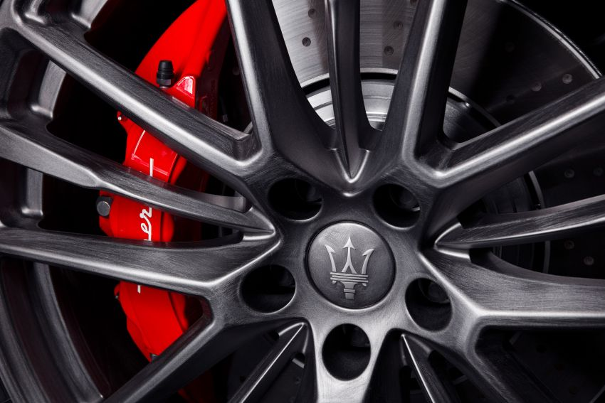 Maserati launches Fuoriserie programme with special versions of the Ghibli, Levante and Quattroporte Image #1175872