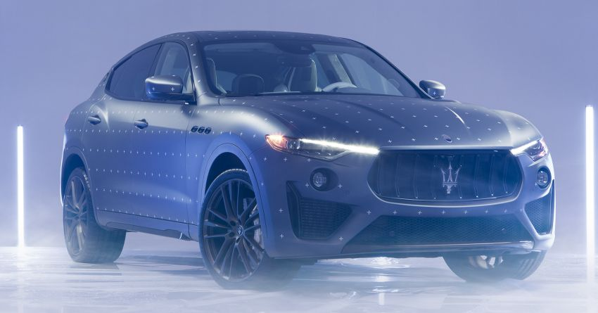 Maserati launches Fuoriserie programme with special versions of the Ghibli, Levante and Quattroporte Image #1175887