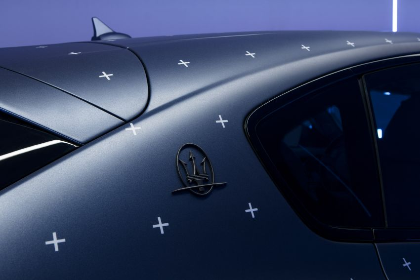 Maserati launches Fuoriserie programme with special versions of the Ghibli, Levante and Quattroporte Image #1175903