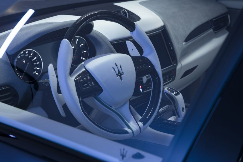 Maserati launches Fuoriserie programme with special versions of the Ghibli, Levante and Quattroporte Image #1175906
