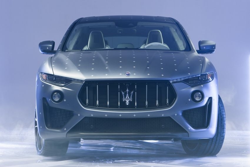 Maserati launches Fuoriserie programme with special versions of the Ghibli, Levante and Quattroporte Image #1175891