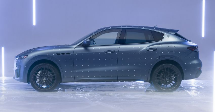 Maserati launches Fuoriserie programme with special versions of the Ghibli, Levante and Quattroporte Image #1175894