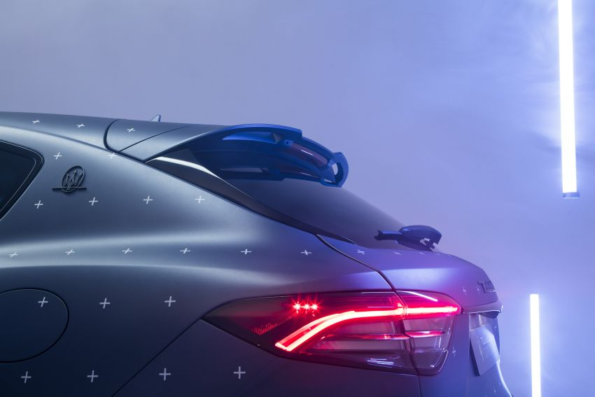 Maserati launches Fuoriserie programme with special versions of the Ghibli, Levante and Quattroporte Image #1175899
