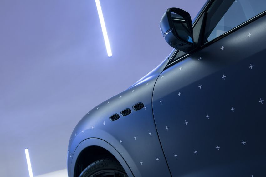 Maserati launches Fuoriserie programme with special versions of the Ghibli, Levante and Quattroporte Image #1175900