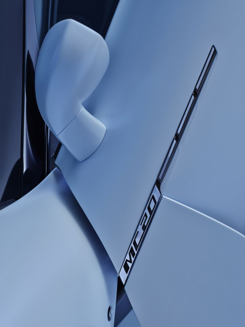 Maserati MC20 officially debuts – 3L twin-turbo V6 with 630 PS and 730 Nm; 0-100 km/h in under 2.9 seconds Image #1173926