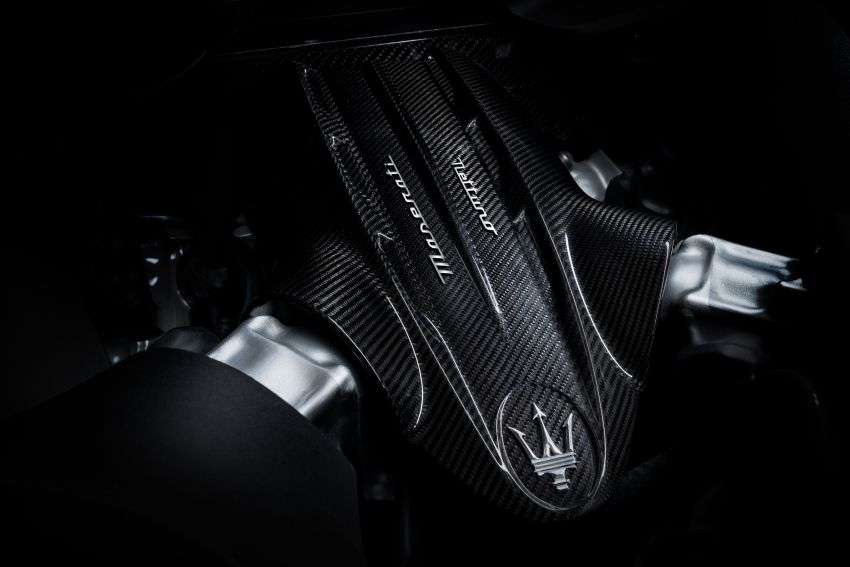 Maserati MC20 officially debuts – 3L twin-turbo V6 with 630 PS and 730 Nm; 0-100 km/h in under 2.9 seconds Image #1173931