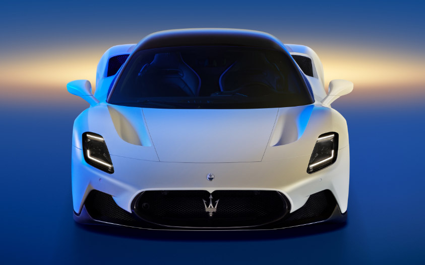 Maserati MC20 officially debuts – 3L twin-turbo V6 with 630 PS and 730 Nm; 0-100 km/h in under 2.9 seconds Image #1173904
