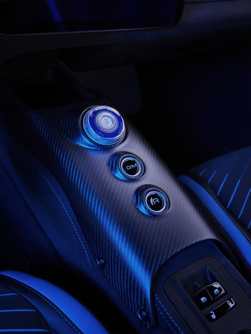 Maserati MC20 officially debuts – 3L twin-turbo V6 with 630 PS and 730 Nm; 0-100 km/h in under 2.9 seconds Image #1173941