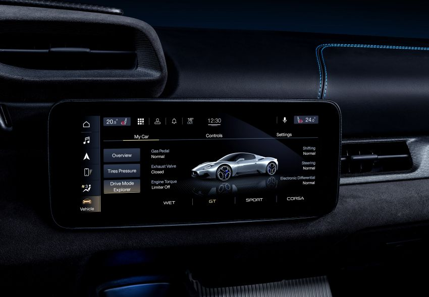 Maserati MC20 officially debuts – 3L twin-turbo V6 with 630 PS and 730 Nm; 0-100 km/h in under 2.9 seconds Image #1173953
