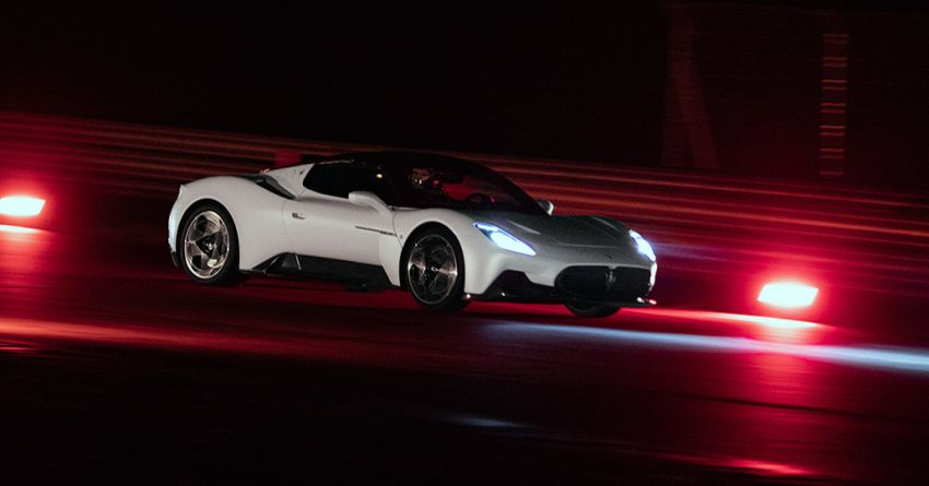 Maserati MC20 officially debuts – 3L twin-turbo V6 with 630 PS and 730 Nm; 0-100 km/h in under 2.9 seconds Image #1173959