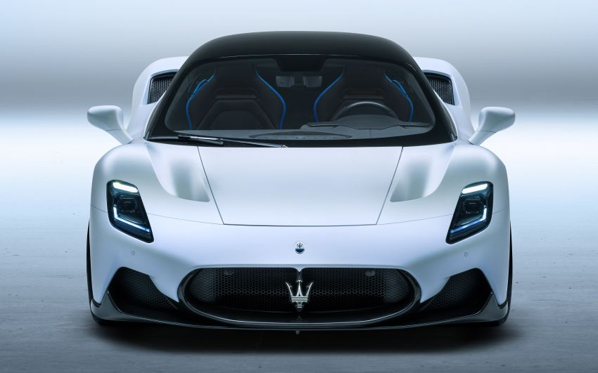 Maserati MC20 officially debuts – 3L twin-turbo V6 with 630 PS and 730 Nm; 0-100 km/h in under 2.9 seconds Image #1173906