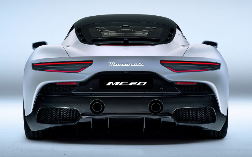 Maserati MC20 officially debuts – 3L twin-turbo V6 with 630 PS and 730 Nm; 0-100 km/h in under 2.9 seconds Image #1173908
