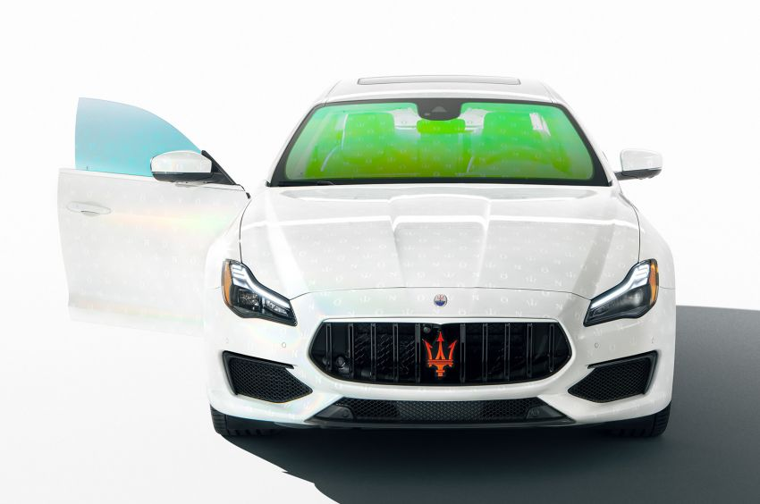 Maserati launches Fuoriserie programme with special versions of the Ghibli, Levante and Quattroporte Image #1175913