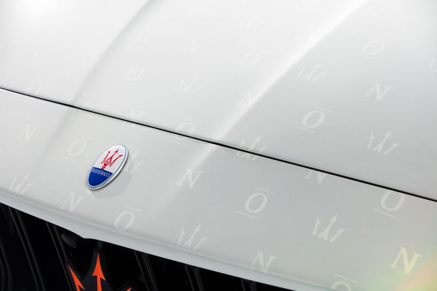 Maserati launches Fuoriserie programme with special versions of the Ghibli, Levante and Quattroporte Image #1175918