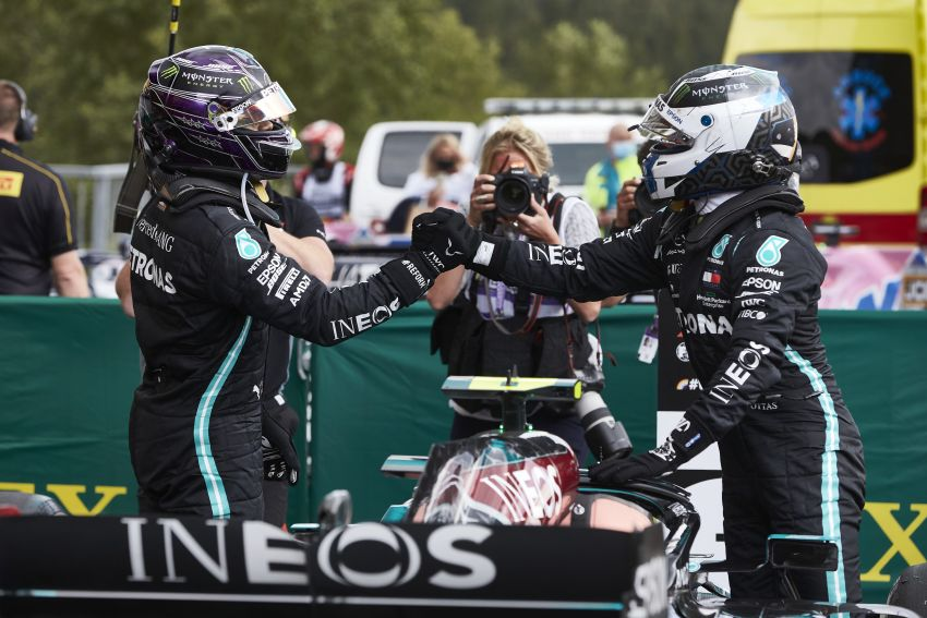 Petronas Trackside Fluid Engineers – we talk to En De Liow and Stephanie Travers about Formula 1 in 2020 Image #1172166
