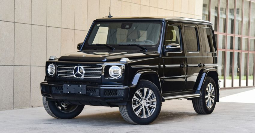 Mercedes-Benz G350 launched in China – new entry-level variant gets a 258 PS 2.0 litre turbo four-cylinder Image #1172660