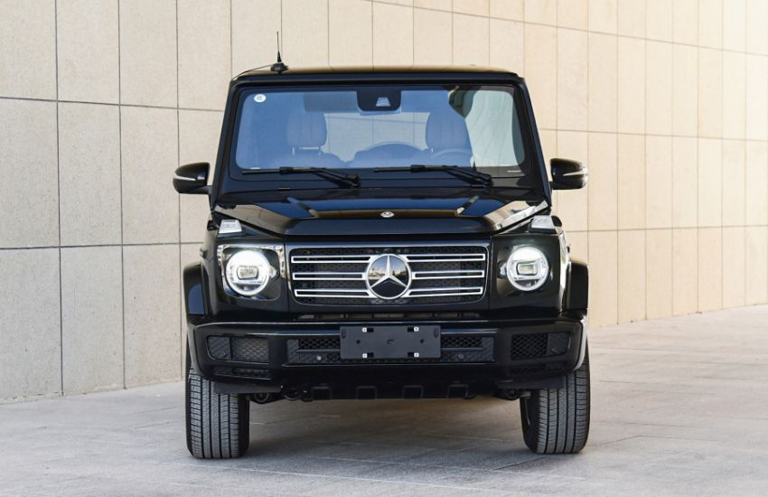 Mercedes-Benz G350 launched in China – new entry-level variant gets a 258 PS 2.0 litre turbo four-cylinder Image #1172661