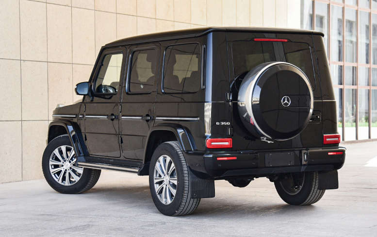 Mercedes-Benz G350 launched in China – new entry-level variant gets a 258 PS 2.0 litre turbo four-cylinder Image #1172662